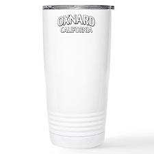 Oxnard California Travel Mug
