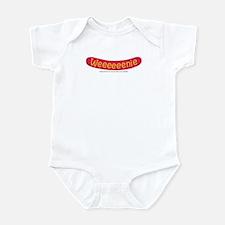 Weenie - Hot dog Infant Bodysuit