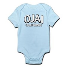 Ojai California Infant Bodysuit