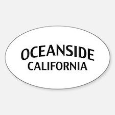 Oceanside California Decal