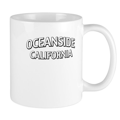 Oceanside California Mug