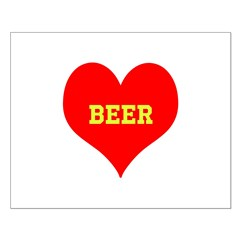 iHeart Beer Posters