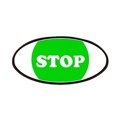 Stop Green Light Patches