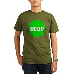 Stop Green Light T-Shirt