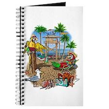 Parrot Beach Shack Journal