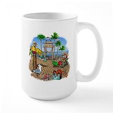 Parrot Beach Party Mug