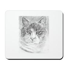 Cat Mousepad