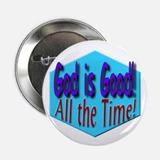 God is Good! Button