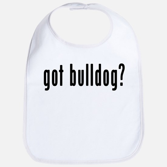 GOT BULLDOG Bib