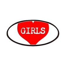 iLove Girls! Patches