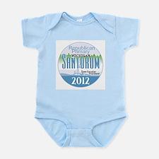 Santorum MICHIGAN Infant Bodysuit