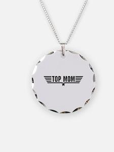 TOP MOM Necklace