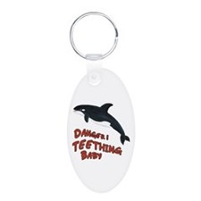 Whale - Teething Danger! Keychains