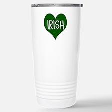 iHeart Irish St Patrick's Day Stainless Steel Trav