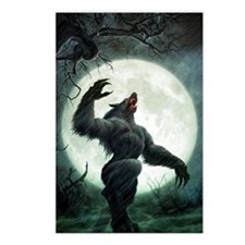 Howl of the Werewolf - Postcards (Package of 8)