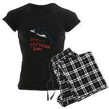 Whale - Teething Danger! Pajamas
