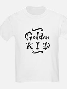 Golden KID T-Shirt