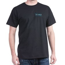 Proud Dad Black T-Shirt