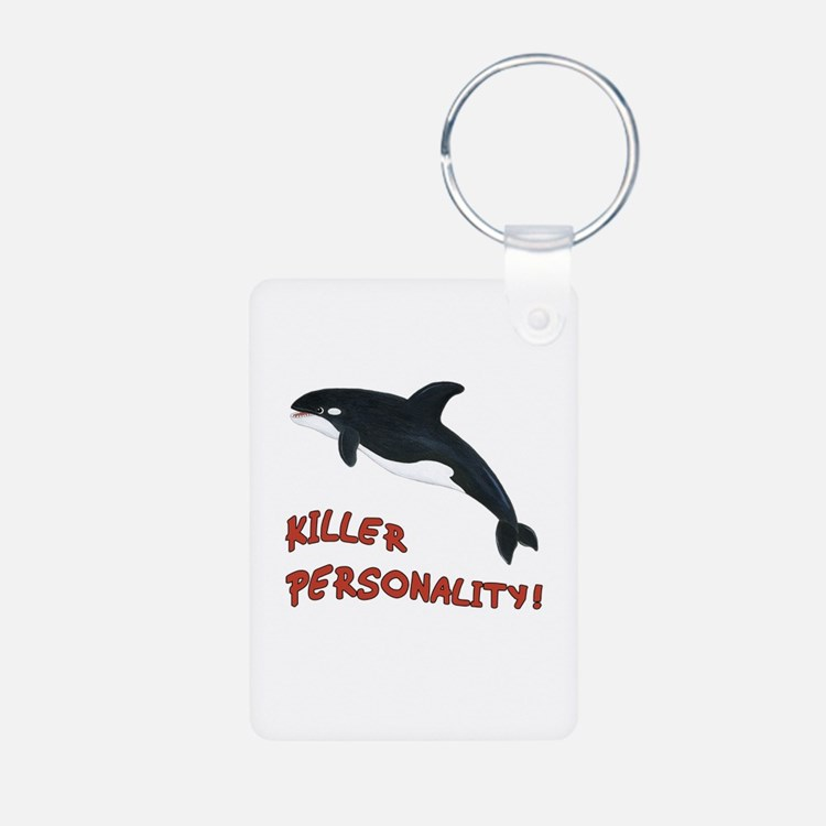 Orca Whale - Personality Keychains