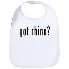 GOT RHINO Bib