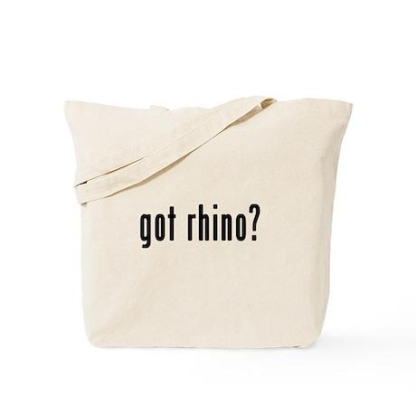 GOT RHINO Tote Bag