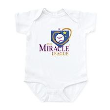 Miracle League Infant Bodysuit