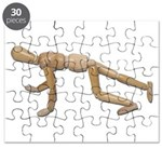 Runner Stance Puzzle