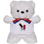 School Lockers in Shopping Ca Teddy Bear