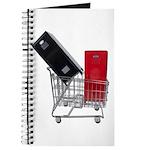 School Lockers in Shopping Ca Journal