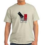School Lockers in Shopping Ca Light T-Shirt