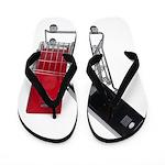 School Lockers in Shopping Ca Flip Flops