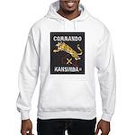 Kansimba Commando Hooded Sweatshirt