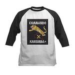 Kansimba Commando Kids Baseball Jersey