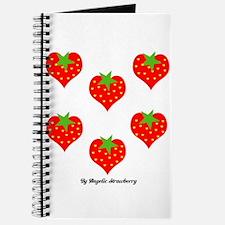 Strawberry Love Journal