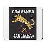Kansimba Commando Mousepad