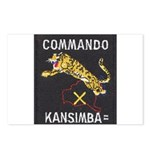 Kansimba Commando Postcards (Package of 8)