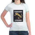 Kansimba Commando Jr. Ringer T-Shirt