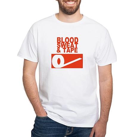 bloodsweattape T-Shirt