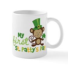 Monkey 1st St. Patrick's Day Mug