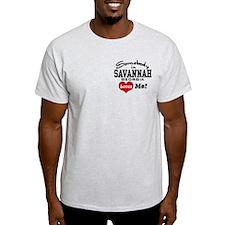Somebody In Savannah Loves Me T-Shirt