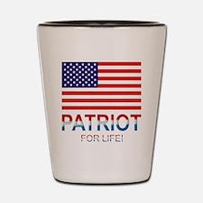 Patriot Shot Glass