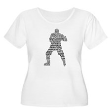 Hockey Fighter Goon T-Shirt