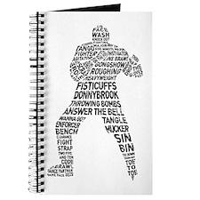 Hockey Fighter Goon Journal