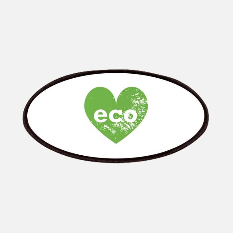 Eco Heart Patches