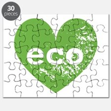 Eco Heart Puzzle