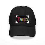 FatSo? I'm fat, so what? Black Cap
