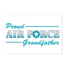 Proud Grandfather Postcards (Package of 8)
