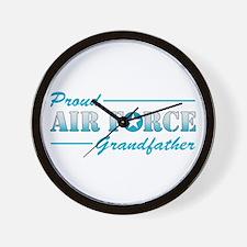 Proud Grandfather Wall Clock