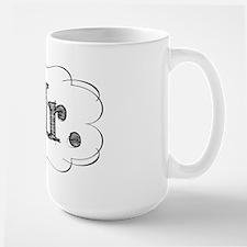 His & Hers Large Mug