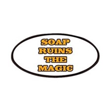 Soap Ruins The Magic Patches